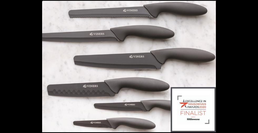 Viners Assure Knives Award Logo