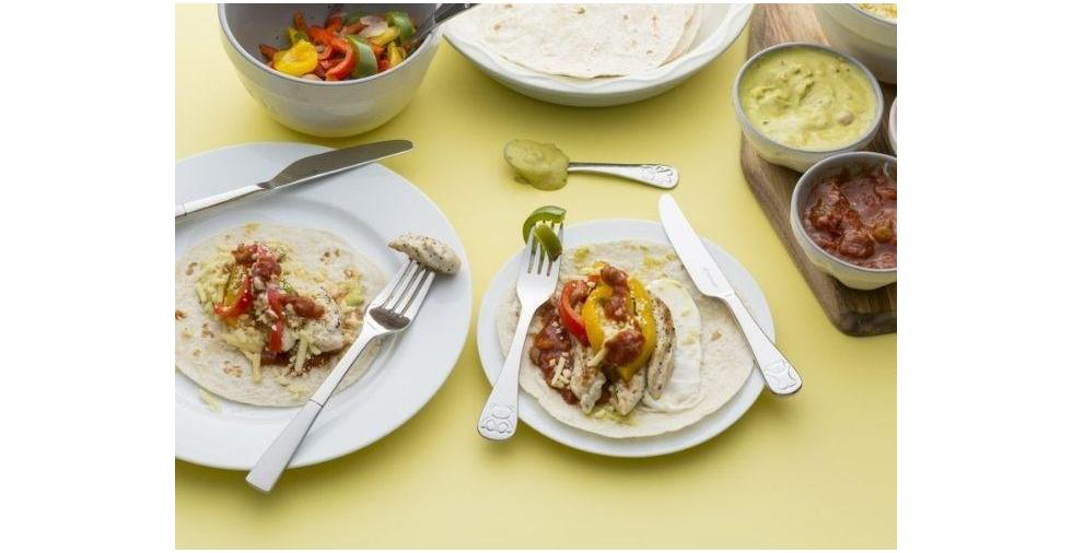 Build Your Own Family Meals and Make Food Fun For Kids!