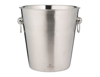 Barware 4 Litre Silver Champagne Bucket
