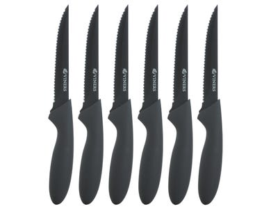 Everyday Set Of 6 Steak Knives