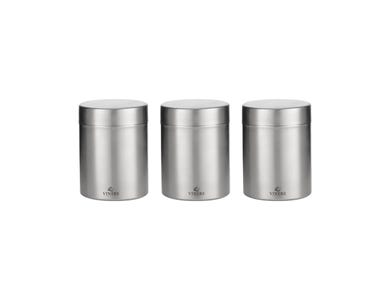 Image for Everyday Slv3 Stainless Steel Jars