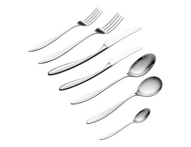 Organic 18/0 56 Piece Cutlery Set